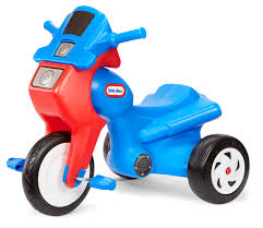 Little Tikes Classic Sport Cycle Pedal Ride On Trike - Walmart.com