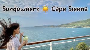 100 Cape Siena Sundowners Sienna Vanilla Sky Best View Hotel In