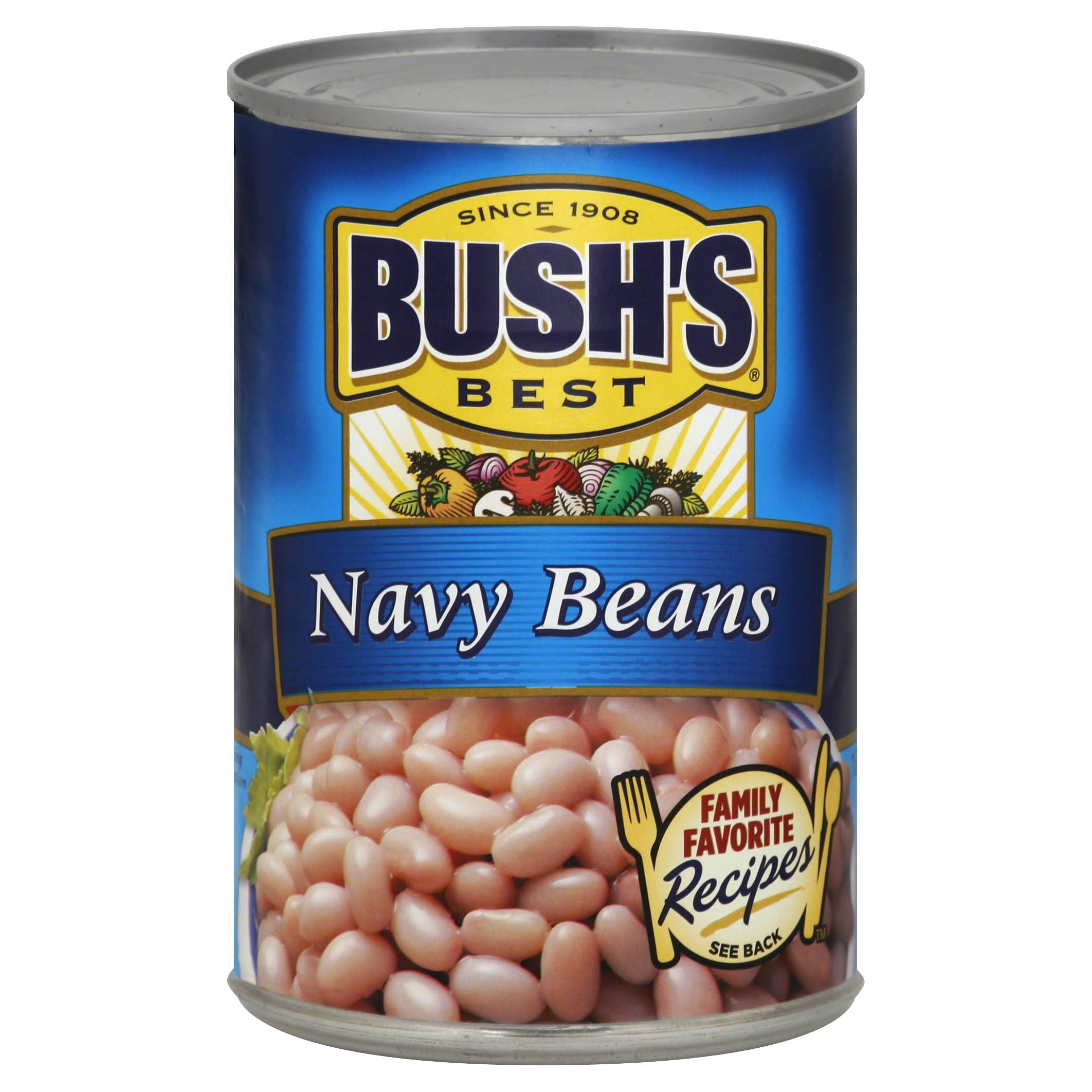 Bush's Best Navy Beans - 16oz