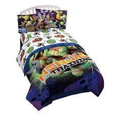 Ninja Turtle Toddler Bed Set by Ninja Turtle Sheets Ebay