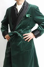 robe de chambre en velours robe de chambre homme soie luxury robe de chambre classique pour