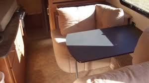 Rv Interior Remodel Vantage Keystone Trailer Dinette Furniture
