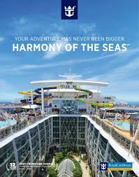 Enchantment Of The Seas Deck Plans Pdf by Royal Caribbean Releases Harmony Of The Seas Brochure With Hints