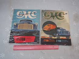 100 1949 Gmc Truck For Sale Pair Of GMC S Brochures
