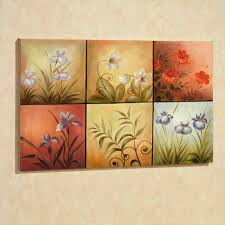 Art Multi Canvas Wall Ideas Panel Asian Gallery Royal Thai Intended For Current Multiple