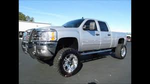 100 Lifted Chevy Truck For Sale 2011 Silverado 2500HD Diesel