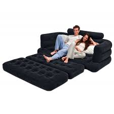 inflatable full size pull out sofa cum bed model number 68566 on