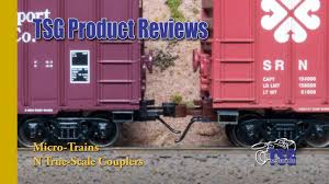 N Scale True Scale Couplers Micro Trains Product Review - YouTube