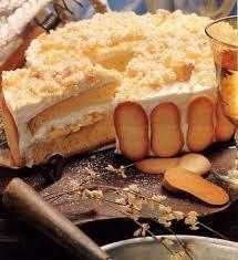 dessert avec des boudoirs gateau glace boudoir les meilleures recettes de gâteaux populaires