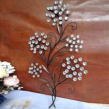 Metal Floral Wall Art Download This Picture Here Flower Hobby Lobby