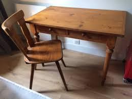 bureau en bois bureau en bois ancien les vieilles choses