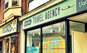 Travel Agent Office Agencies Or Online Booking Which One To