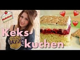 kekskuchen mit himbeeren tutorial i ellylicious