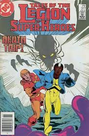 DC Comicss Tales Of The Legion Super Heroes Issue 317
