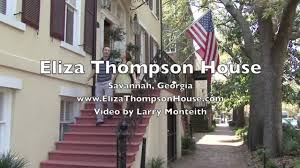 Dresser Palmer House Hotel by Eliza Thompson House Youtube