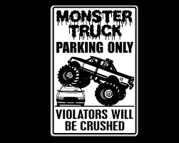 Metal Sign Monster Truck Parking Only 4x4 Off Road Garage Man Cave ... Truck Parking Manager Multi Car Smart Parking Truck Android Apps On Google Play Aerial View Lot Rest Stop Of Rhynern Nord Stock 3 Ways To Park A Or Large Vehicle Wikihow Ag Land First Nations Reserve Cleared For New Reservation Systems Ytopark Efforts In Critical Eye 3d Pictures Atri Avaability Test Helped Drivers No Bicycle Vector 142359739 Shutterstock Smarter Secure Bosch Media Service Is Pain The Butt Tech Rescue Wired Road Adventure Challenge