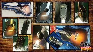 Roadworn Acoustic Replica Relics Cara The Original Hot Rod