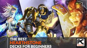 Hearthstone Taunt Deck 2017 by The Best Hearthstone Decks For Beginners Pcgamesn