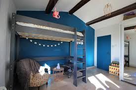 chambre à air pour glisser astuce déco une chambre de grande avec lit mezzanine jumeaux
