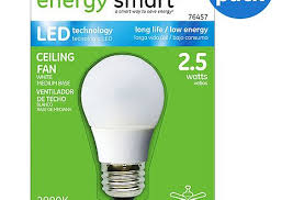 cree led bulbs for ceiling fans contemporary fan alsace wood three