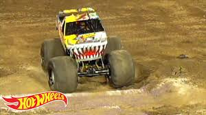 100 Team Hot Wheels Monster Truck Wins At The Jam Freestyle Competition