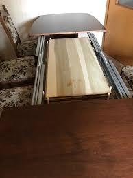 tisch esstisch wohnzimmer ausziehbar in 99706