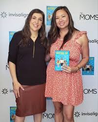 A Mom Of Boys Neuroscientist Actress And Bestselling Author Missmayim Talks