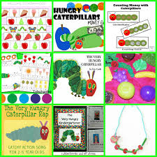 Eric Carle Theme And Author Study Activities For Preschool The