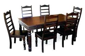 Wooden Dining Table Set Room Chairs For Sale Durban