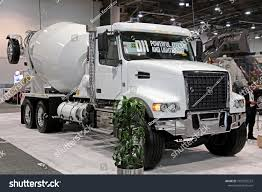 100 Volvo Truck Usa LasVegas USA Jan 24 2018 Mixer Truck D11 At World Of