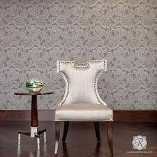 decorative stencils for walls lace stencils lace wall stencils painting walls diy home