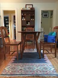 Target Dining Table Chairs by Crabby Fox Dining Chairs The Myth Of Target U0027s Porter Mid Century
