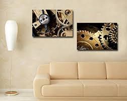 Top 10 Best Industrial Gears Wall Art