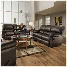 simmons bucaneer cocoa reclining set at big lots this another