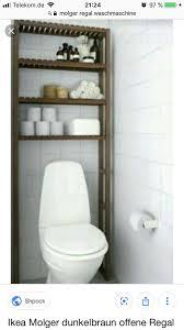 ikea molger regal über toilette dunkelbraun