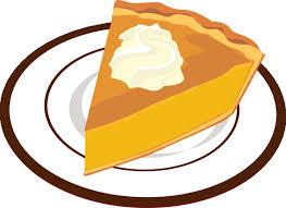 In The Desert clipart slice pie 2