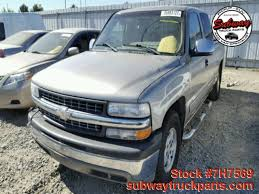 Used Parts 2001 Chevrolet Silverado 1500 5.3L 4x2 | Subway Truck ... Classic Chevy Truck Parts Gmc Tuckers Auto How To Install Replace Weatherstrip Window 7387 86 K10 Short Bed Swb Silverado 4x4 1986 Blue Silver 731987 4 Ord Lift Part 1 Rear Youtube Old Photos Collection All Busted Knuckles C10 Photo Image Gallery Gauge Cluster Dakota Digital Pickup 04cc02_o10thnnu_midwest_l_truck_tionals Tt016jpg By Vcsniper Photobucket Pinterest Square Foundation Chevrolet Suburban For Sale Hemmings Motor News 1982 Gmc Truck