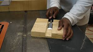 Laminate Flooring Spacers Toolstation by How To Make A Simple Crosscut Jig 6 Steps With Pictures