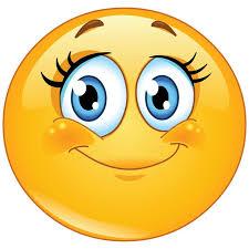 Smile clipart happy emoji 1