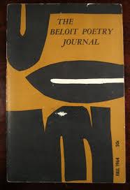 Beloit Poetry Journal Fall 1964 Volume 13 No 1