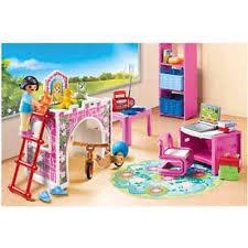 playmobil 70208 schlafzimmer mit nähecke playmobil dollhouse