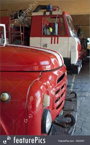 100 Old Fire Trucks Photo Of
