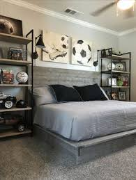 Soccer Themed Bedroom Photography by Fall Home Tour Part 2 The Bedrooms Boys Industrial And