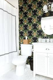 Wallpaper In A Bathroom Bathrooms With Wallpaper Bathroom Wallpaper ... Bathroom Wallpapers Inspiration Wallpaper Anthropologie Best Wallpaper Ideas 17 Beautiful Wall Coverings Modern Borders Model Design 1440x1920px For Wallpapersafari Download Small 41 Mariacenourapt 10 Tips Rocking Mounted Golden Glass Mirror Mount Fniture Small Bathroom Ideas For Grey Modern Pinterest 30 Gorgeous Wallpapered Bathrooms