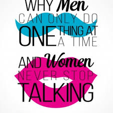 Why Men Can Only Do One Thing In A Time Peralatan Tulis Buku Di