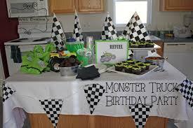 100 Monster Truck Theme Party S Birthday Jam Games Supplies Envelopes