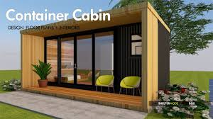 100 Shipping Container Cabin Floor Plans Amazing Prefab Design With Pictures MODBOX 160