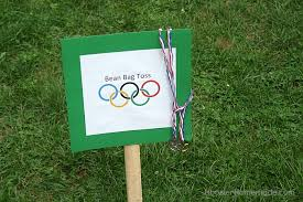 BACKYARD OLYMPICS Get The Whole Family Involved In Olympic Games These Fun