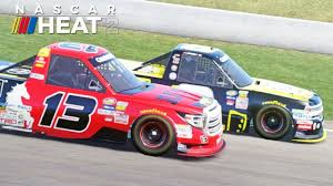 NASCAR Heat 2 - Camping World Truck Series Preview - YouTube Ultimas Vueltas De Chevrolet Silverado 250 En Mosport Nascar Camping World Truck Series Archives The Fourth Turn 2017 Homestead Tv Schedule Racing News Gallagher Elliott Headline Halmar Friesen Continues Its Partnership With Gms For Heat 2 Confirmed Making Sense Of Thsport Seeking A New Manufacturer In Iracing Trucks Talladega Surspeedway Unoh 200 Presented By Zloop Ill Say It Again Nascars Needs Help Racegearcom