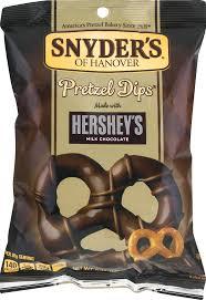 Utz Halloween Pretzels Nutrition Information by Chocolate Covered Pretzels